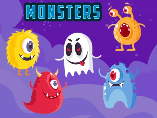 Play Electrical Monsters Match 3 Online