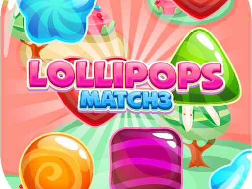 Lollipops match