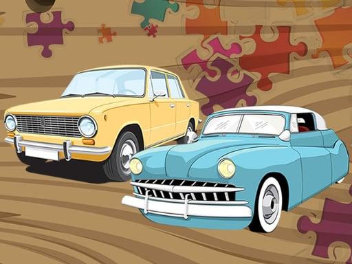 Play Old Timer Car Jigsaw Online