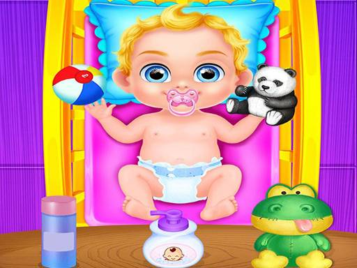 Babysitter Crazy Baby Daycare