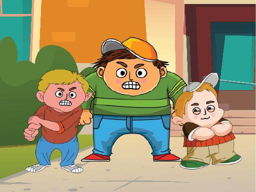 Play Bully kids clicker