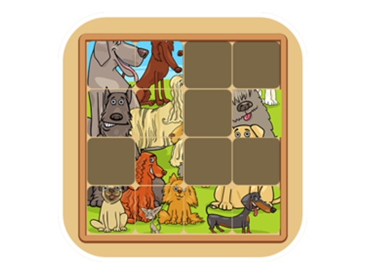 Play Picture Drag Puzzle