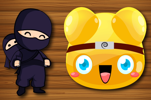 play Jelly Ninja 2