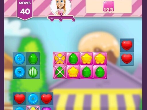 Sugar Match - Popular Games - Cool Math Games