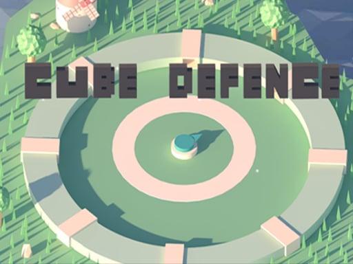 Cube Defense 3D