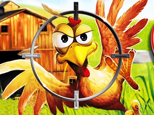 Play Classic Chicken Shooting Online