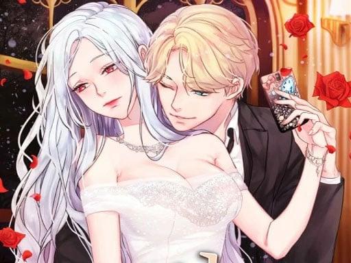 Play Anime Couples Princess dress up