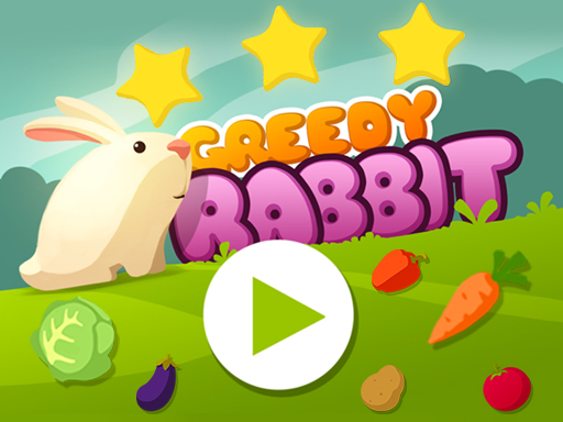 Greedy Rabbit Platformer