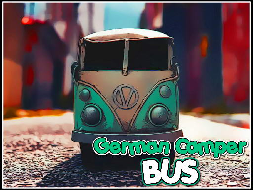 Play German Camper Bus Online