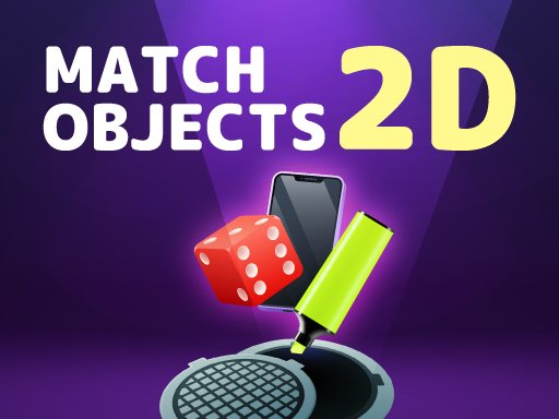 Match Objects 2D: Matching Game