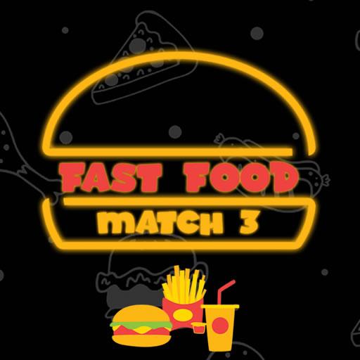 Fast Food Match 3