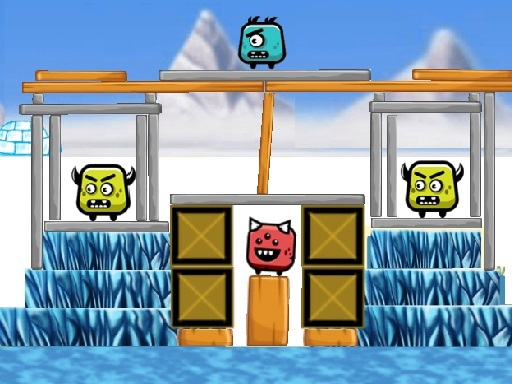 Play Angry penguin