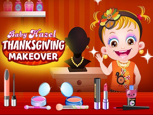 Play Baby Hazel ThanksGiving Makeover Online