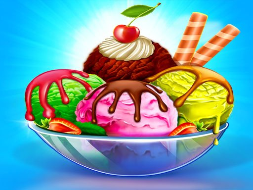Play Ice Cream Maker: Food Cooking