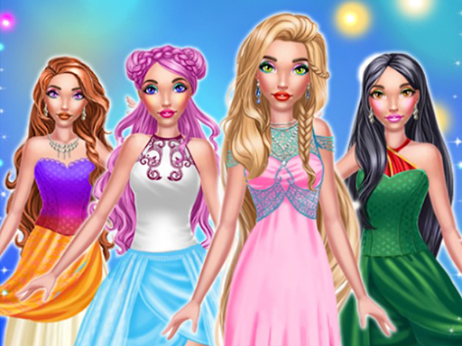 Play Magic Fairy Tale Princess Online