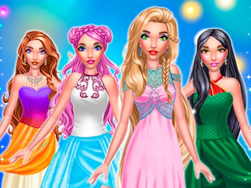 Magic Fairy Tale Princess - Popular Games - Cool Math Games
