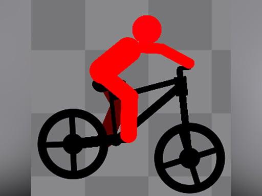 Çöp Adam Bisiklet Sürüyor