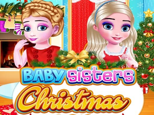 Baby Sisters Christmas Day - Popular Games - Cool Math Games
