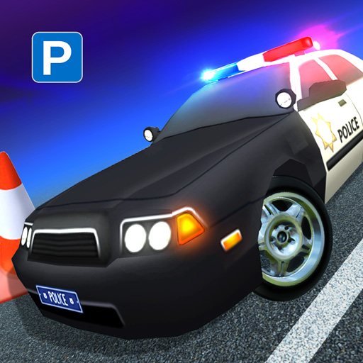 US Police Car Parking Real Driving 2021 Car Games