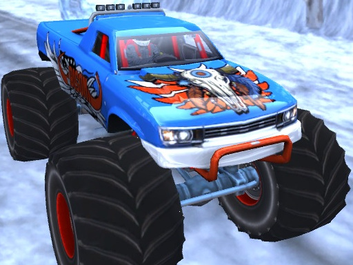 Winter Monster Truck