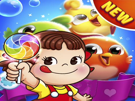 Play Summer Match 3 Puzzle Wings games PEKO POP