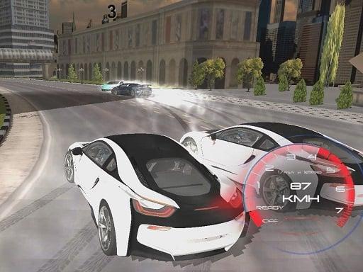 Дрифт-гонщики на суперкарах