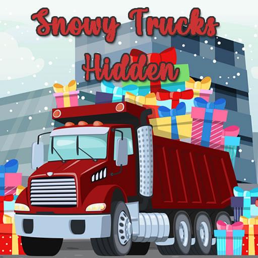 Snowy Trucks Hidden