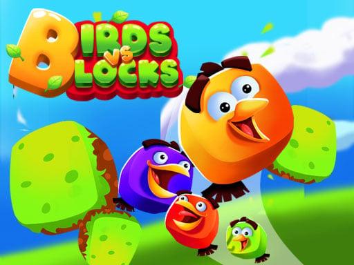 Птицы VS Блоки