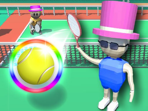 Cubic Tennis