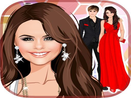 Selena Gomez Huge Dress Up - Game Online