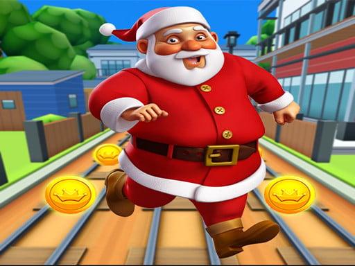 Play Crazy Santa