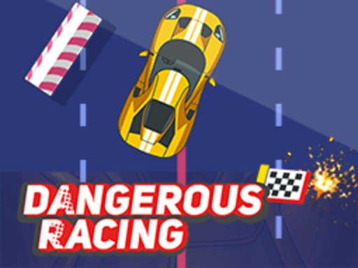 Dangerous Racing - Popular Games - Cool Math Games