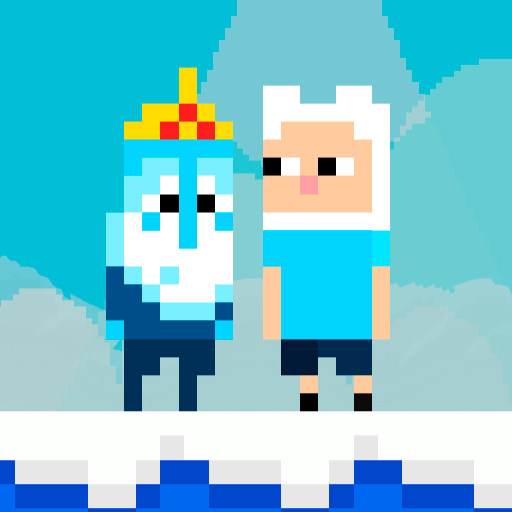 Time of Adventure-Ice King