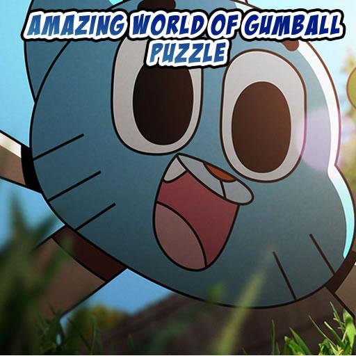 Amazing World Of Gumball Puzzle