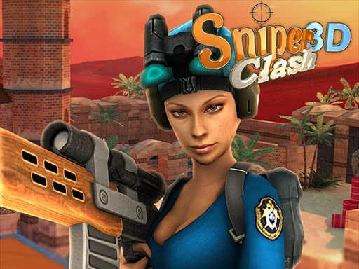 Play Sniper Clash 3D game online!