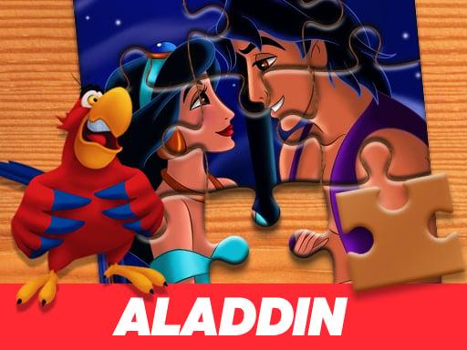 Play Aladdin Jigsaw Puzzle