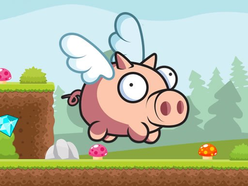 play Run Piggy Run