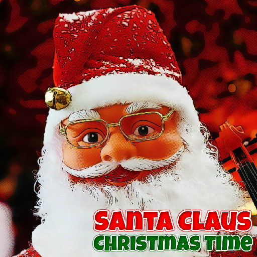 Santa Claus Christmas Time