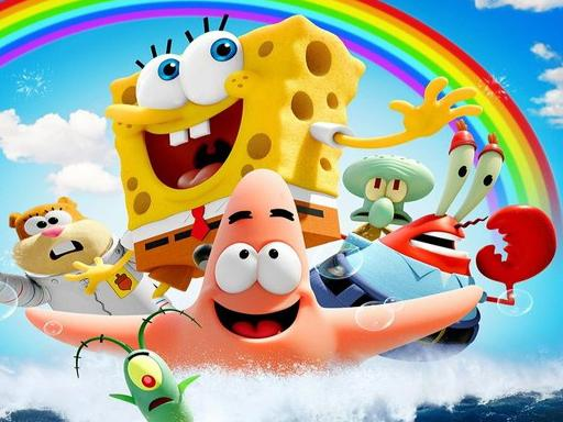 SpongeBob SquarePants Flap Game Adventure Game