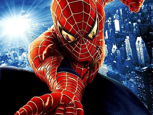 Play Spider Man Warrior