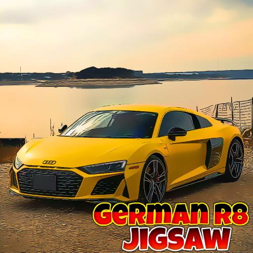 German R8 Jigsaw