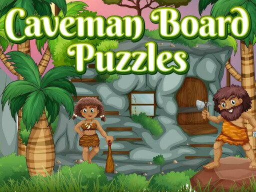 Caveman Board Puzzles