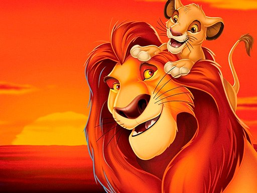Play Lion King Match3
