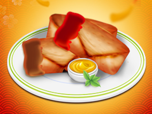 Play Spring Rolls Online