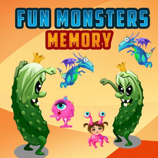 Fun Monsters Memory