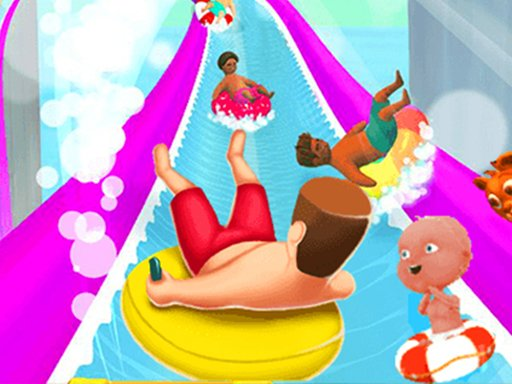 Play Waterpark.io game online!