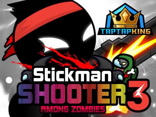 Stickman Shooter 3 Among Monsters