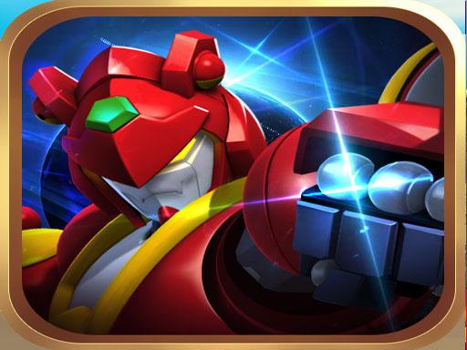 Play Super Fighting Robots