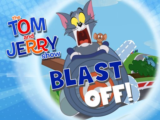 Play The Tom and Jerry Show Blast Off