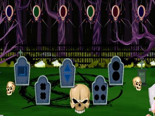 Побег с темного кладбища